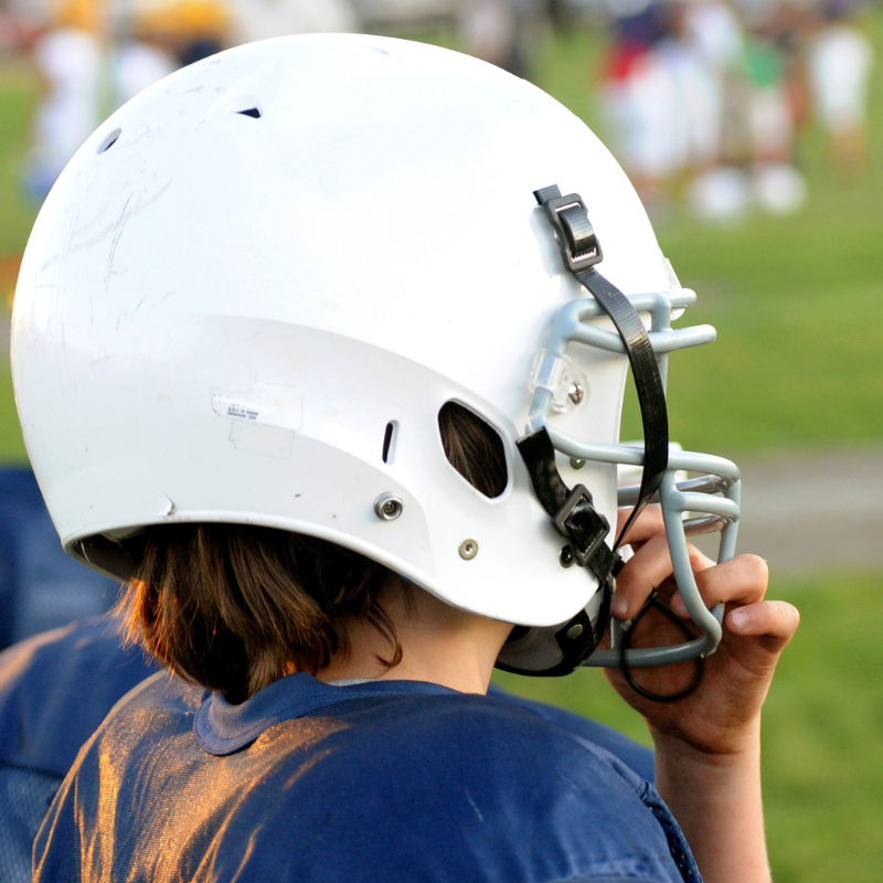 Concussion in Kids - Tackle Smart