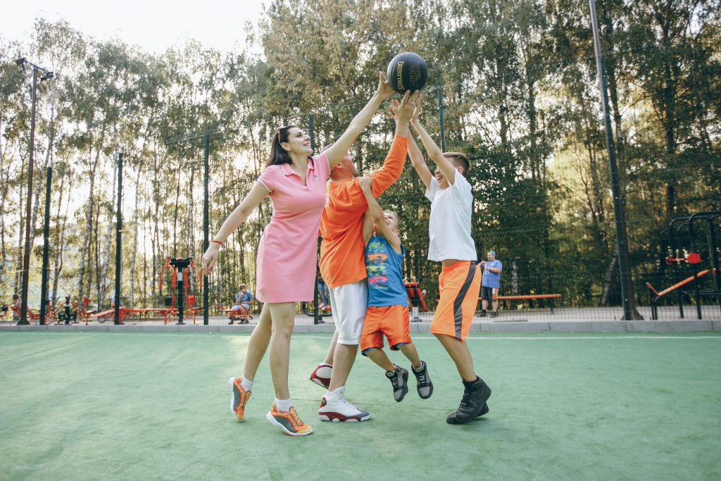 What if your child plays sports but is not aggressive?